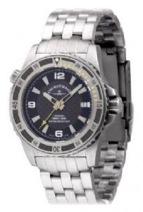 Professional diver - 6427-s1-9M Steel on bracelet